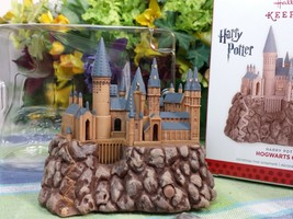 Hallmark Harry Potter Hogwarts Castle ornament 2013 Sound and Light - $349.75