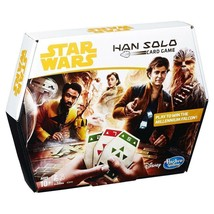 Star Wars Han Solo Card Game Strategy Multiplayer Hasbro HSBE2445 - $27.50
