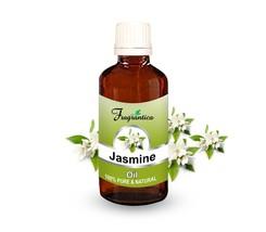Fragrantica Jasmine Oil 100% Undiluted Natural Pure Uncut Essential Oil 30 Ml - $25.22