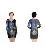 Pink Floyd Long Slevee Night Dress - $22.99+
