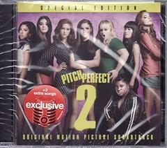 PITCH PERFECT 2 Original Motion Picture Soundtrack LMED TARGET BONUS NEW - $19.48