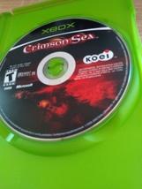 MicroSoft XBox Crimon Sea - COMPLETE image 3