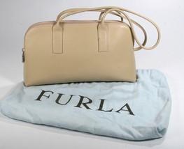Furla Cream Beige Handbag Purse Shoulder - $118.24