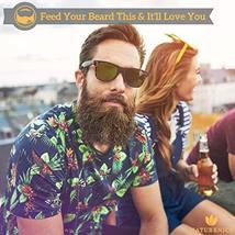 Naturenics Premium Beard Oil & Balm Wax Unscented Kit- Made with 100% Pure, Orga image 5