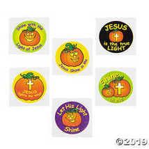 PUMPKIN 72 Christian Halloween Alternative Tattoos - $6.49