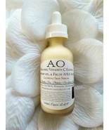 Organic Vitamin C Ester + Rosehip oil + Fruit AHA Acids Serene Face| Nec... - $17.82