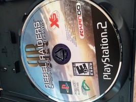 Sony PS2 Rebel Raiders: Operation Nighthawk image 3