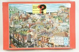 FX Schmid 1000 Piece Puzzle The Best Of Boston Mass Highlights Landmarks... - $18.87