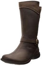 Merrell Captiva Buckle-Down WP Womens Espresso Boots SZ 5 M J69128 - £80.16 GBP