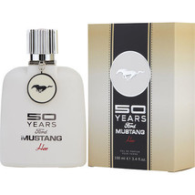 MUSTANG 50 YEARS by Estee Lauder EAU DE PARFUM SPRAY 3.4 OZ (LIMITED EDI... - $28.58