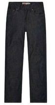 Boys Jeans Levis Blue 550 Adjustable Waist Straight Leg Relaxed Denim-sz 8 to 18 - $19.00
