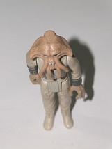 Vintage 1983 Kenner Originale Star Wars Calamaro Testa Action Figure Lfl Hong - $8.71