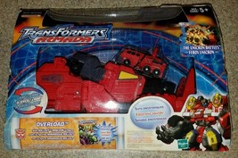 Hasbro 2003 Transformers Armada Overload with Mini-Con Rollout NEW SEALED - $279.57