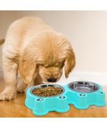 Stainless Steel Dog Cat Bowl No slip - $21.98