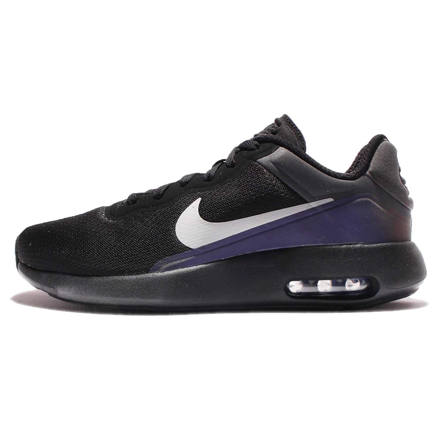 Details about Nike Air Max Tavas Mens Sportswear Running Shoes 705149 010 Black Anthracite NIB