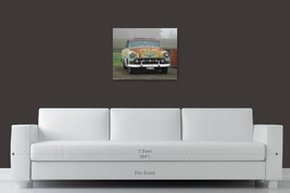 Photo-art | Pretty in Patina 53 Chevy by LZ | Classic Car | 20 x 16 Gicl... - $175.00