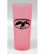 DUCK COMMANDER DUCK DYNASTY UNCLE SI  ICE TEA CUP PINK 16oz. Robertson New - $6.75
