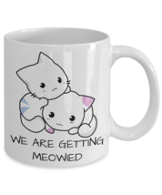 Fiance Gifts For Her Him Groom Newlyweds On Wedding Engagement Day Coffee Mug - $14.79