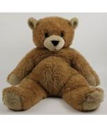 Avanti Applause 31 Inch Brown Bear Plush Designed By Jockline Italy - $89.09
