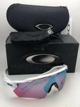 Neuf Oakley Lunettes de Soleil Radar Ev Chemin OO9208-4738 Blanc Cadre W... - $199.94
