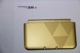 Official Nintendo 3DS XL Front - Top Housing Cover Shell Gold Zelda Limi... - $9.99