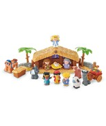 Fisher-Price Little People A Christmas Story - $41.24