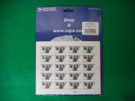 Korean War Veterans Memorial Mint Stamp Sheet NH VF Original Package - $7.97