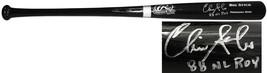 "Chris Sabo Signed Rawlings Big Stick Black Baseball Bat w/ ""88 NL ROY"" - $105.00"