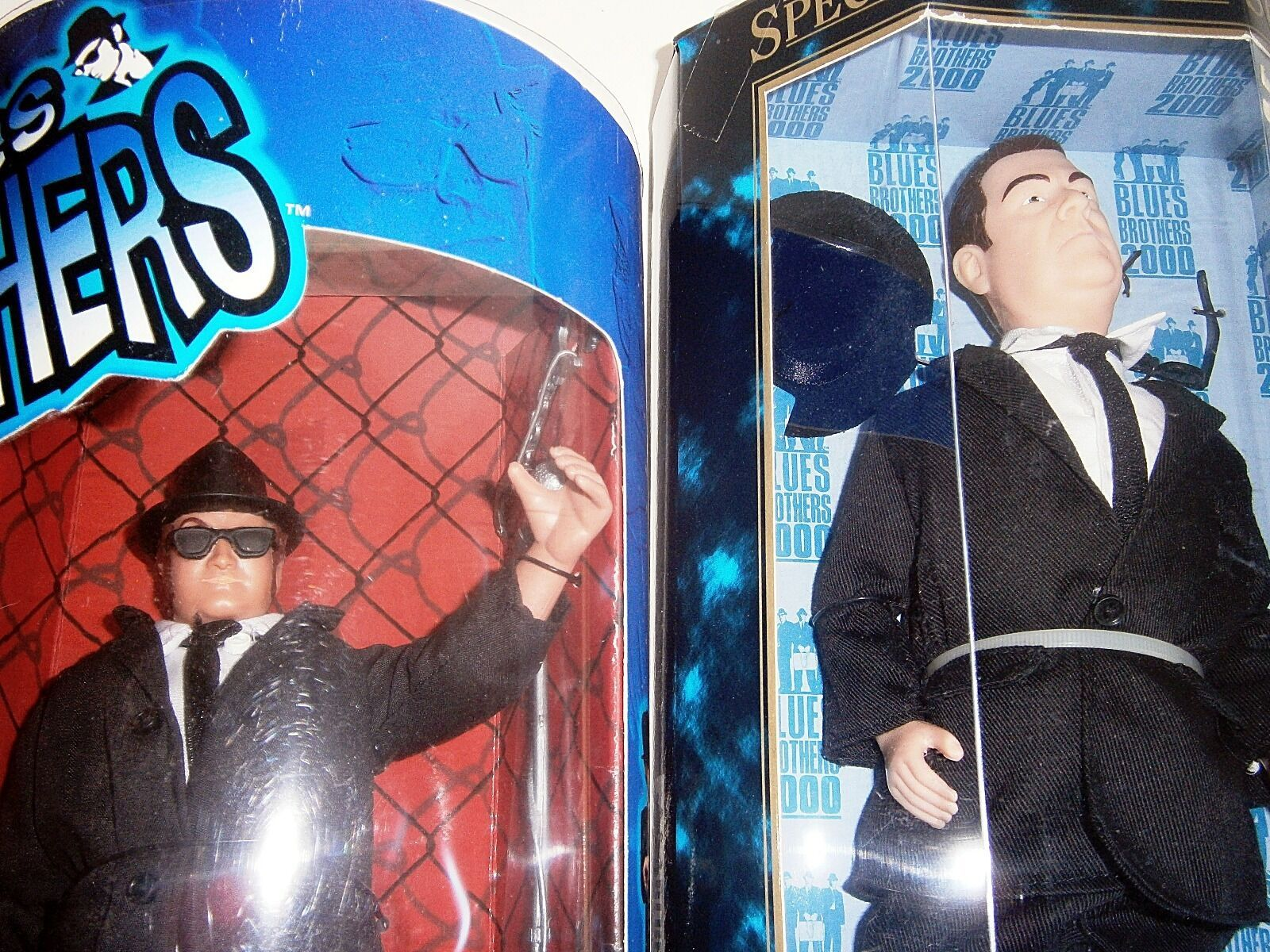 Blue Brothers Jake and John Goodman as Mack Dolls.  New in Box image 2