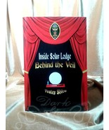 SIGNED Inside Solar Lodge: Behind the Veil Frater Shiva thelema Aleister... - $66.32