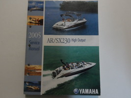 2005 Yamaha AR/SX230 High Output Service Workshop Repair Manual FACTORY ... - $148.45