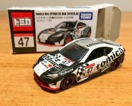 Tomica Tokyo Auto Salon Diecast Model Car - Tomica Netz HYOGO 86 BS Toyo... - $35.65