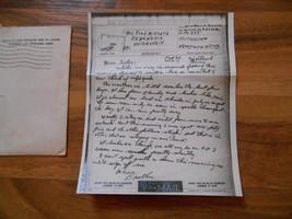 Old Vintage 1945 V Mail Letter Envelope War Navy Wiliam Roberts Cazenoia... - $9.99