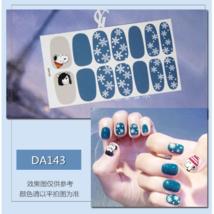 Cartoon Snoopy Korean Waterproof Cute Christmas Nail Art Stickers 14pcs - $8.00