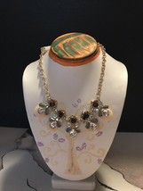 """Van Heusen New With Tags 9"""" Quality Rhinestones Necklace. - £8.18 GBP"""