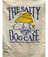Vtg The Salty Dog Cafe Mens Small Hilton Head Long Sleeve T Shirt  - $17.82
