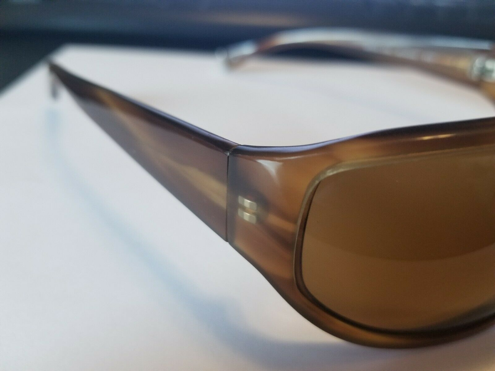 Oliver Peoples NEW Montana Women's Sunglasses COLOR SYC 69 15-120 Made in Japan image 2