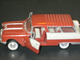 Road Champs 1955 Pontiac Safari 1:43 1.115Z - $19.80