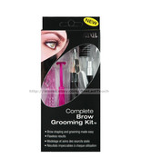 ARDELL* 4pc Complete BROW GROOMING KIT Shape Razor+Pencil+Comb FLAWLESS RESULTS - $8.02