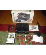 Sega Saturn Black Console (NTSC)in original box... - $188.09