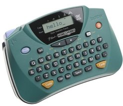Brother PT-65 P-touch Home and Hobby Labeler with LCD Screen - $158.39