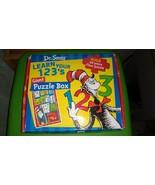 Dr Seuss Learn your 1 2 3's 48 pieces floor puzzle  - $8.42