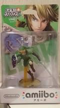 Nintendo WiiU Amiibo Figure Super Smash Brothers Legend of Zelda GAME Japan - $55.99