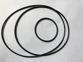 *New 3 Belt Replacement BELT SET*  Sanyo RD-4300 Cassette Player - $13.85