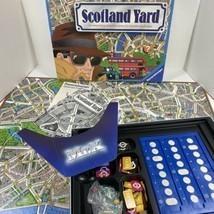 Scotland Yard Board Game COMPLETE - Ravensburger 1991 Detective - $49.45
