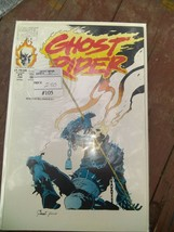 Ghost Rider Snowblinded Comic Book Trade Marvel Comics - $4.49