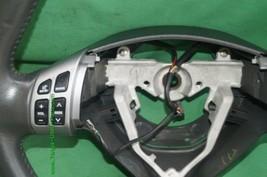 07-12 Suzuki SX4 SX-4 Leather Steering Wheel w/ Multifunction Controls image 2