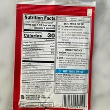 McCormick 1.25 oz HOT Chili Seasoning Mix Packet Single Exp 9/21 DISCONT... - $7.85