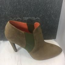 NIB Via Spiga Women's Blaire Bootie, ankle boots MSRP $225 - $49.95