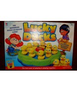 Lucky Ducks Electronic Merry Go Round Vintage 1999  Game-Complete - $24.00